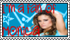 CP: Monica Fan Stamp by BubblyPunkBitch