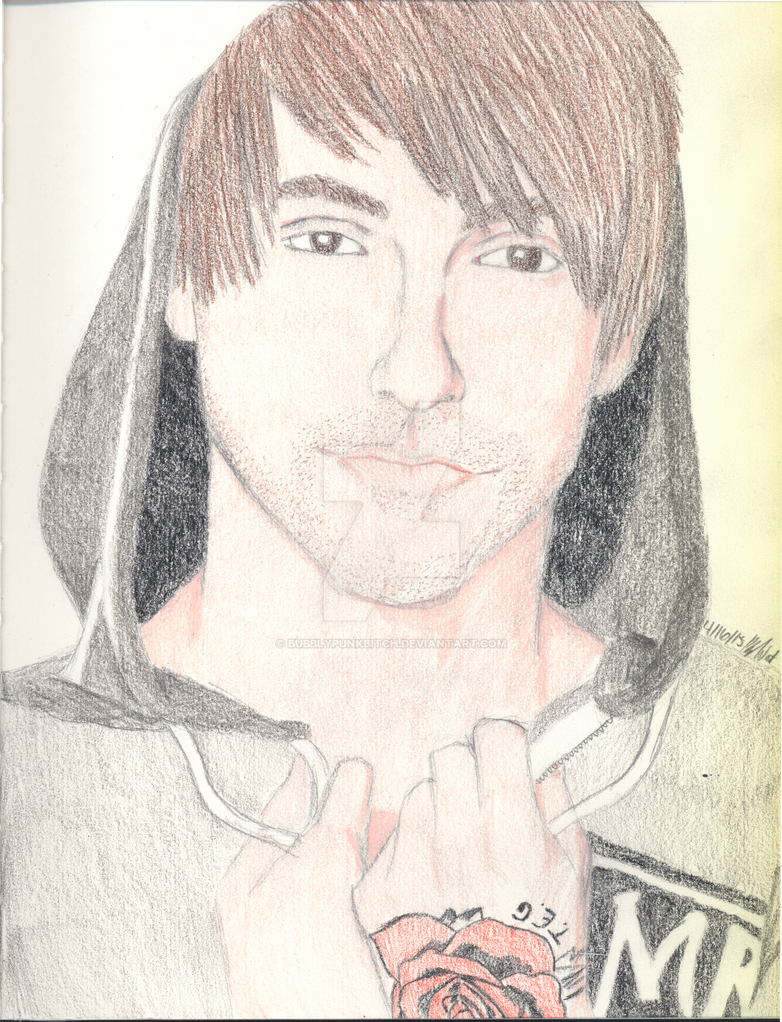 Alex Gaskarth by BubblyPunkBitch