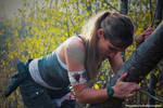 Lara Croft Tomb Raider 2013 Tree Climb 2 Color