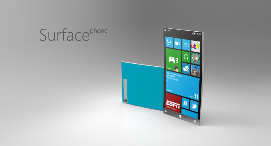 Surface phone by RVanhauwere