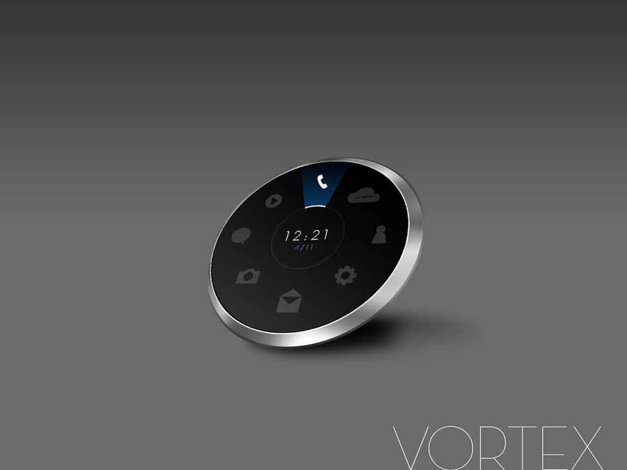 VORTEX --concept phone by RVanhauwere