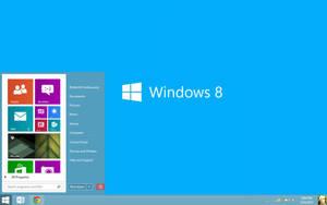 Windows 8 - Desktop Edition by RVanhauwere