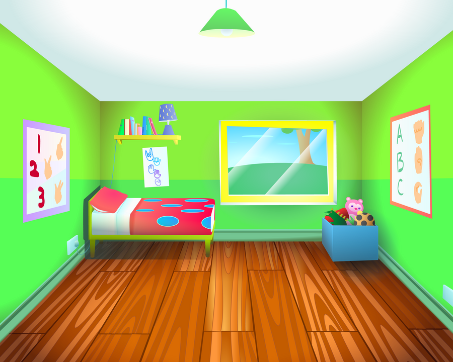 Backdrops Of Children S Rooms