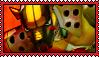 Flame Hyenard Stamp by SurrealBrain