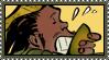 Tuki Stamp 2 by SurrealBrain