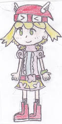 Amitie by SurrealBrain