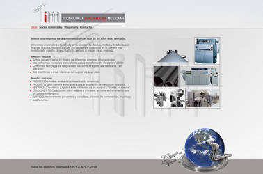 Pagina web Timexico.net