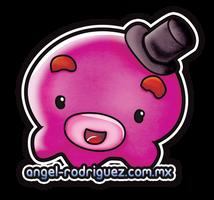 Cejispulpo - character