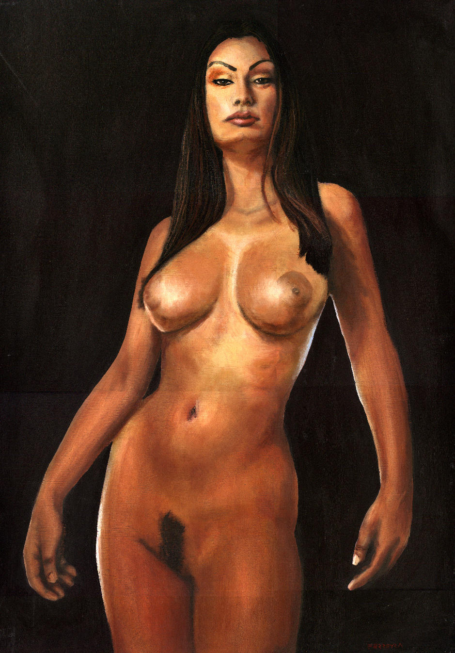 Remarkable, amusing Female vampire naked consider