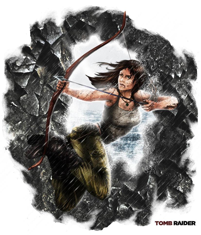 Tomb Raider Reborn by arielferreyra