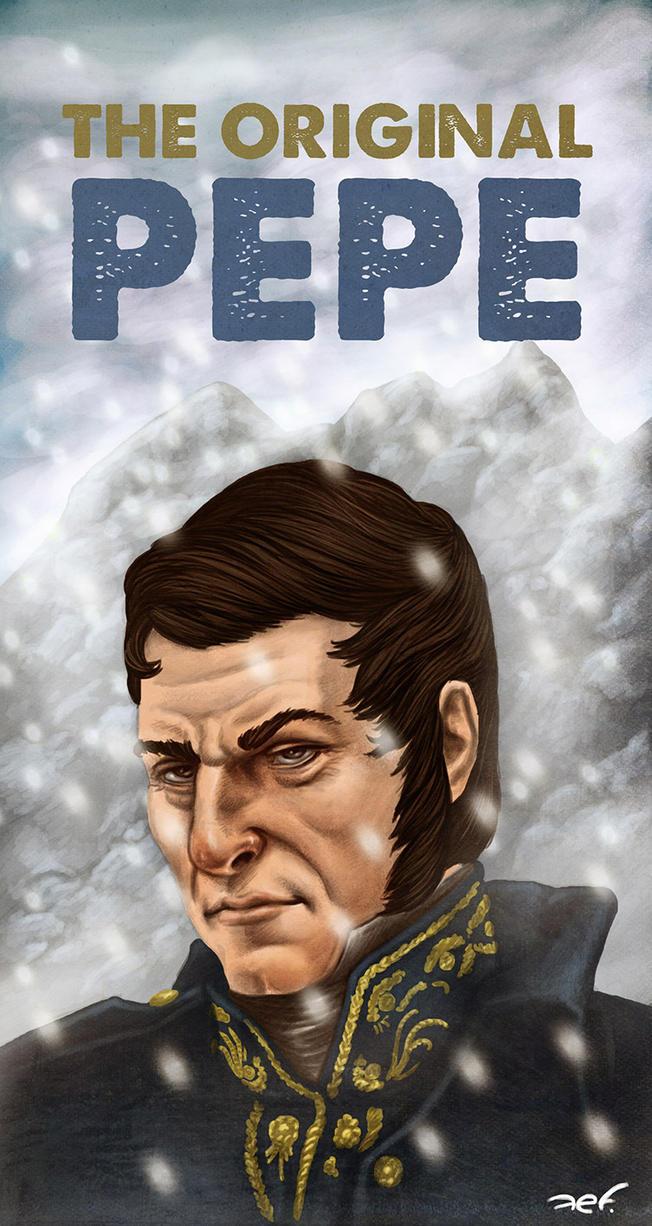 Pepe by arielferreyra