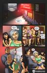 Page 01 - Attractive Demise - Vore Fan Comic