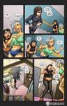 Page 04 - Attractive Demise - Vore Fan Comic