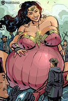 A Giantess in No Man's Land 2 by vore-fan-comics