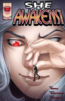 She Awakens - Dinner for a Demon by vore-fan-comics