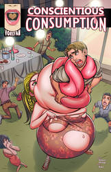 Conscientious Consumption - Eating Meat Eaters by vore-fan-comics