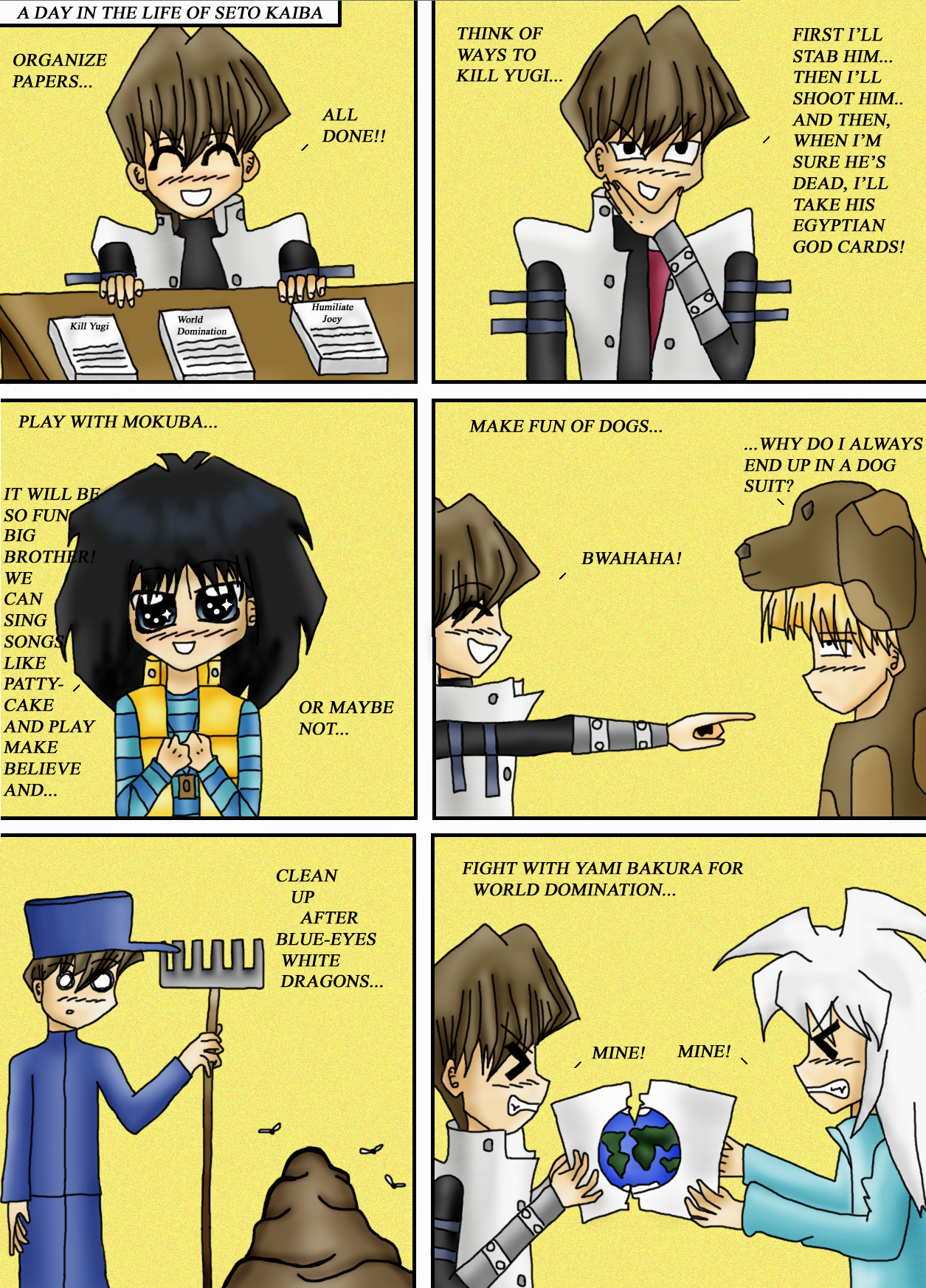 Kaiba The Kaiba Because Limey Man Has One Archive Page 3 Yu