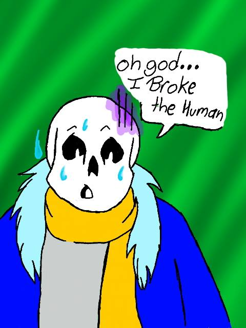 Oh god i broke it by blackzero04