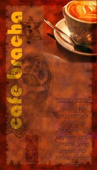 menu cover by shusik