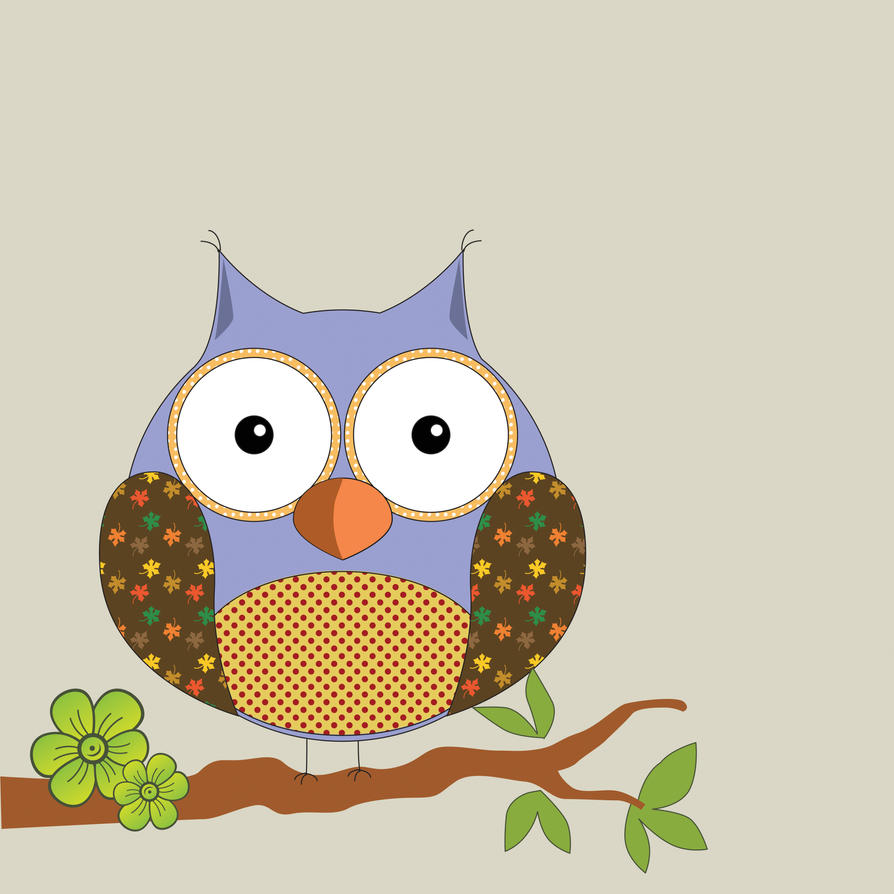 Cutest Owl EVER by shusik