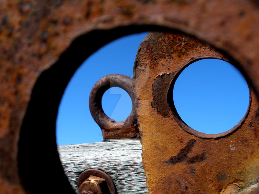 Rusty Circles II