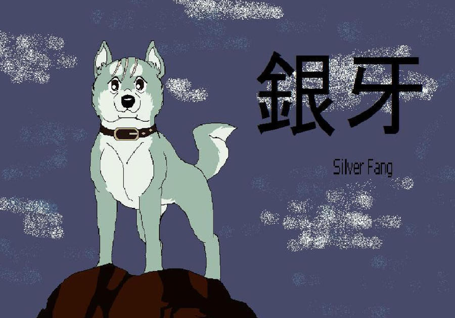 Gin - silver fang 2011 by Brownie-12 on DeviantArt