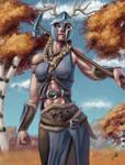 War Hammer Barbarian