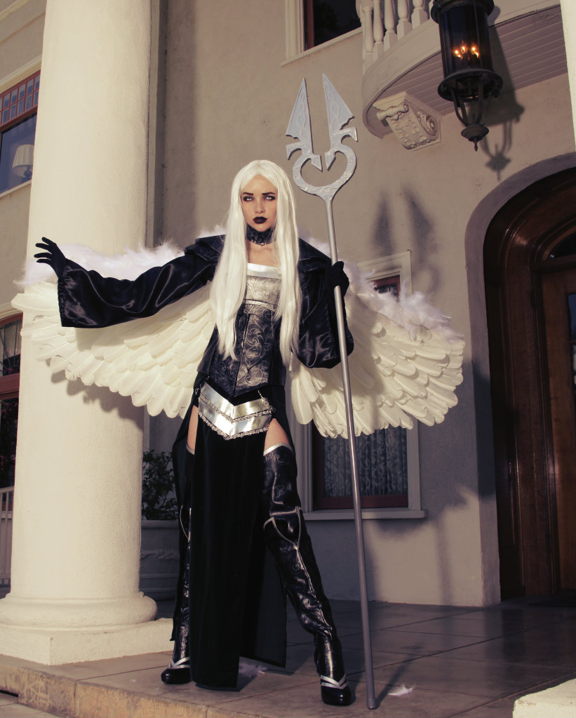Avacyn Angel of Hope by ButtercupBrix