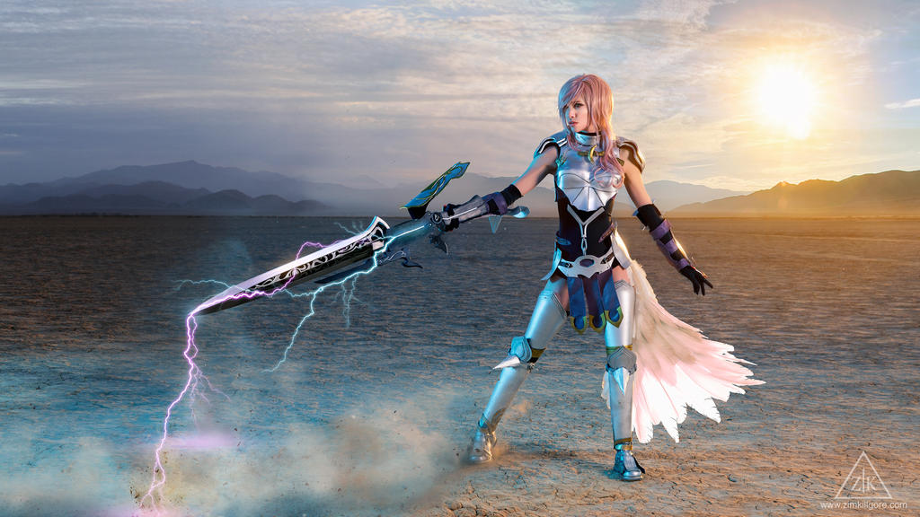 Lightning by ButtercupBrix