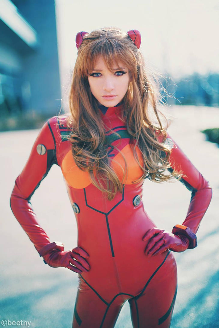 Asuka Langley Soryu by ButtercupBrix