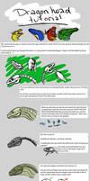 Dragon head tutorial
