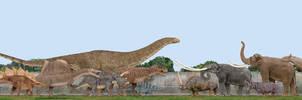 Dinosaurs vs Mammals
