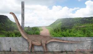 Puertasaurus Size