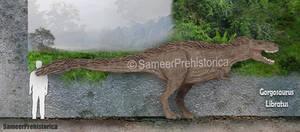 Gorgosaurus Size