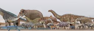 Indian megafauna