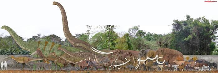 European megafauna