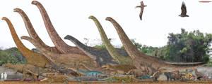 South American megafauna