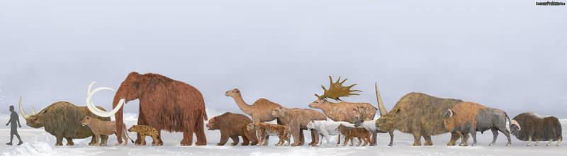 Ice Age Animals