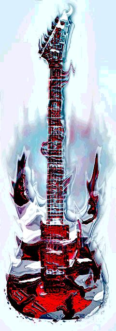 guitar by Dream-Symphony