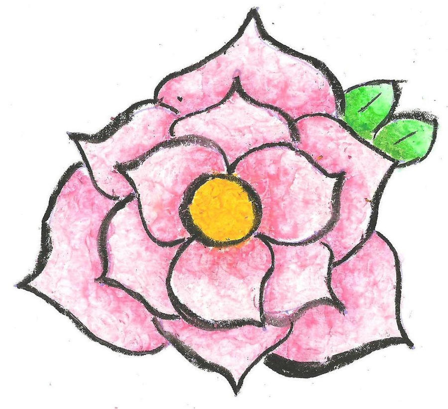 Oil pastel pink flower by tockoepockoe on deviantart oil pastel pink flower by tockoepockoe mightylinksfo