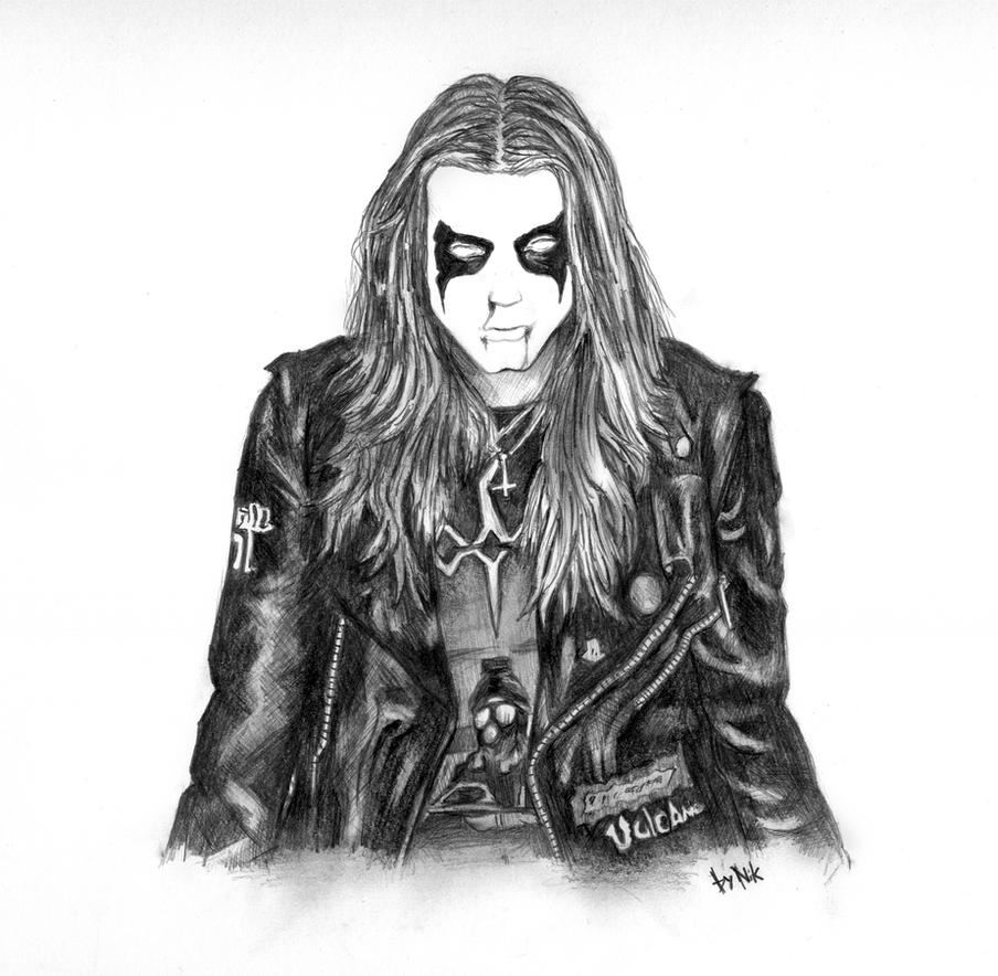 Per ''Dead'' Ohlin By NikoS92 On DeviantArt