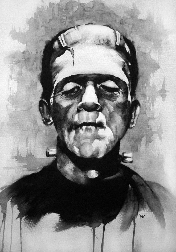Frankenstein's Monster by NikoS92