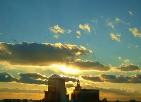 Painted Sky by zjessez
