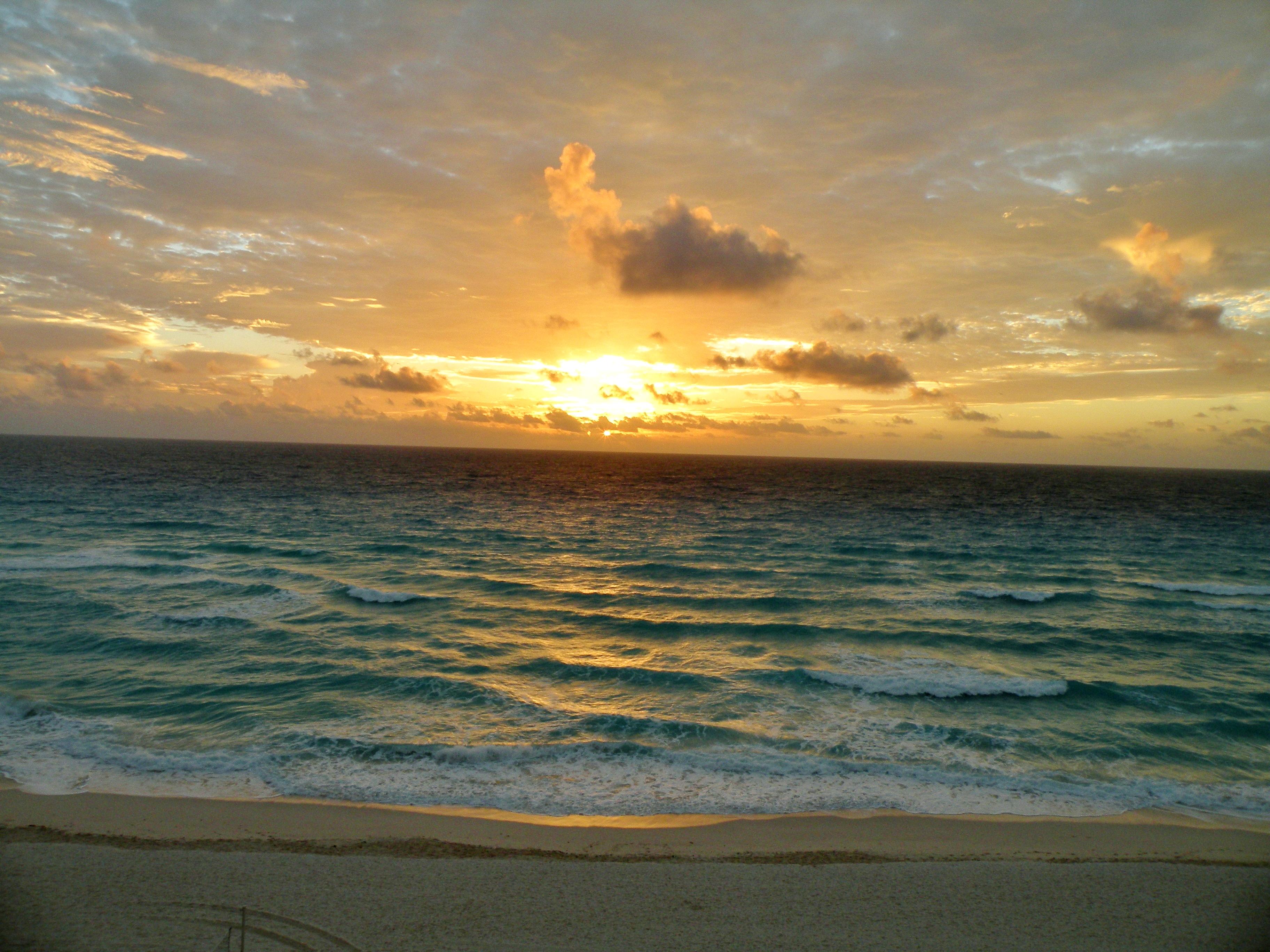 setting sun african caribbean - photo #6