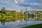 Novodevichy Monastery in Moscow (1)