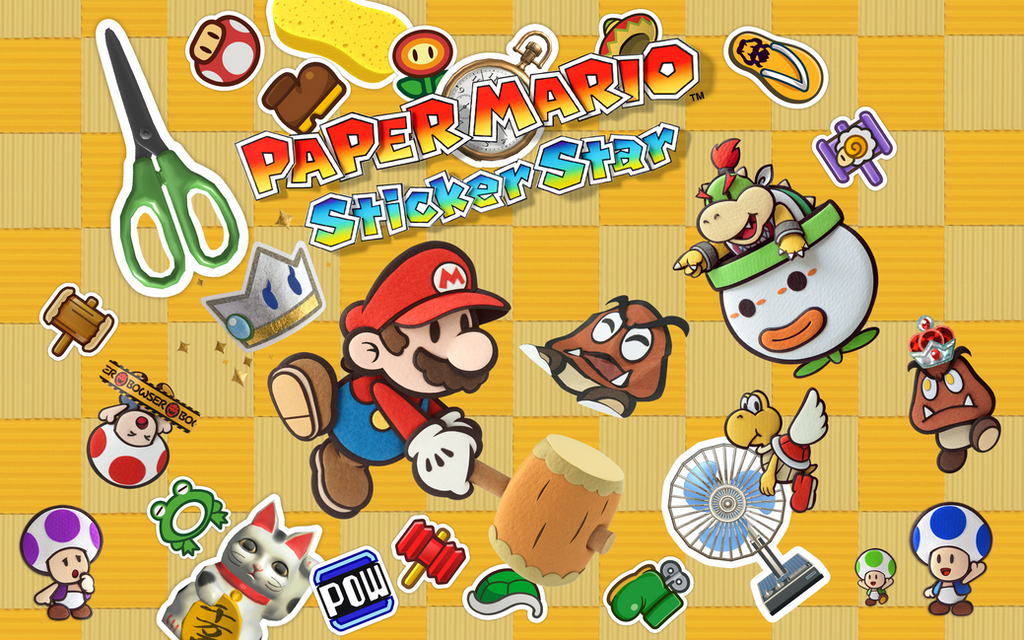 paper mario sticker star 4-1 help Paper mario: sticker star nintendo 3ds game now on sale thousands of ds and 3ds games in stock with free shipping.