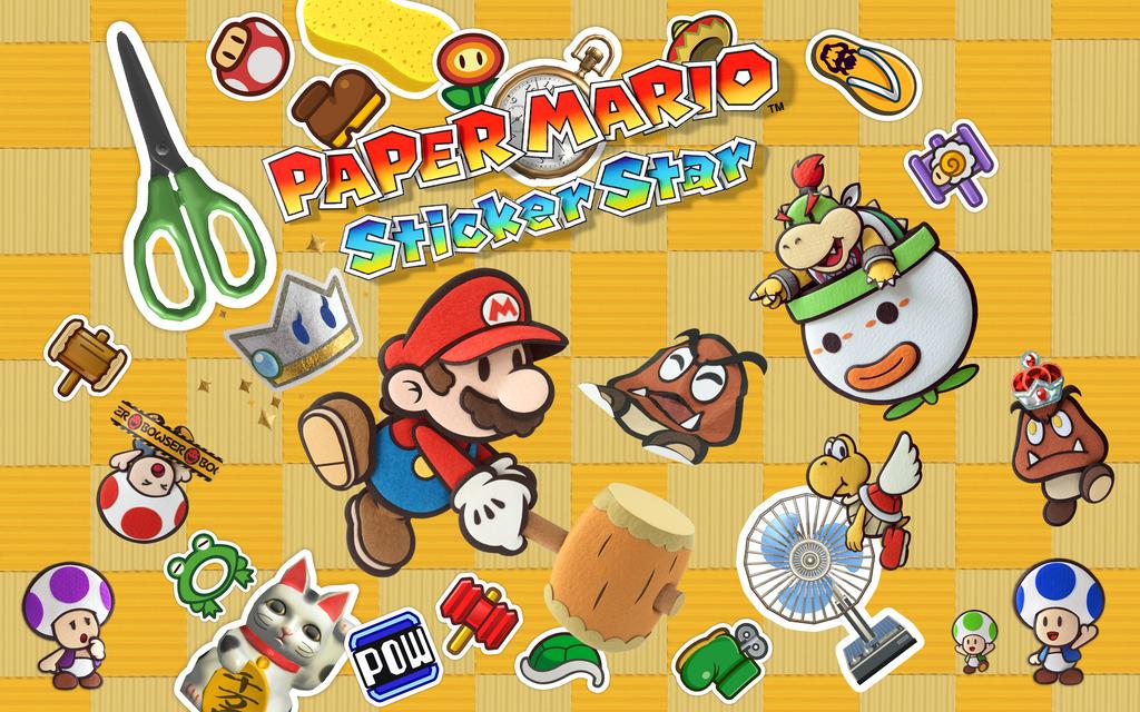 Paper mario sticker star 4-1 help