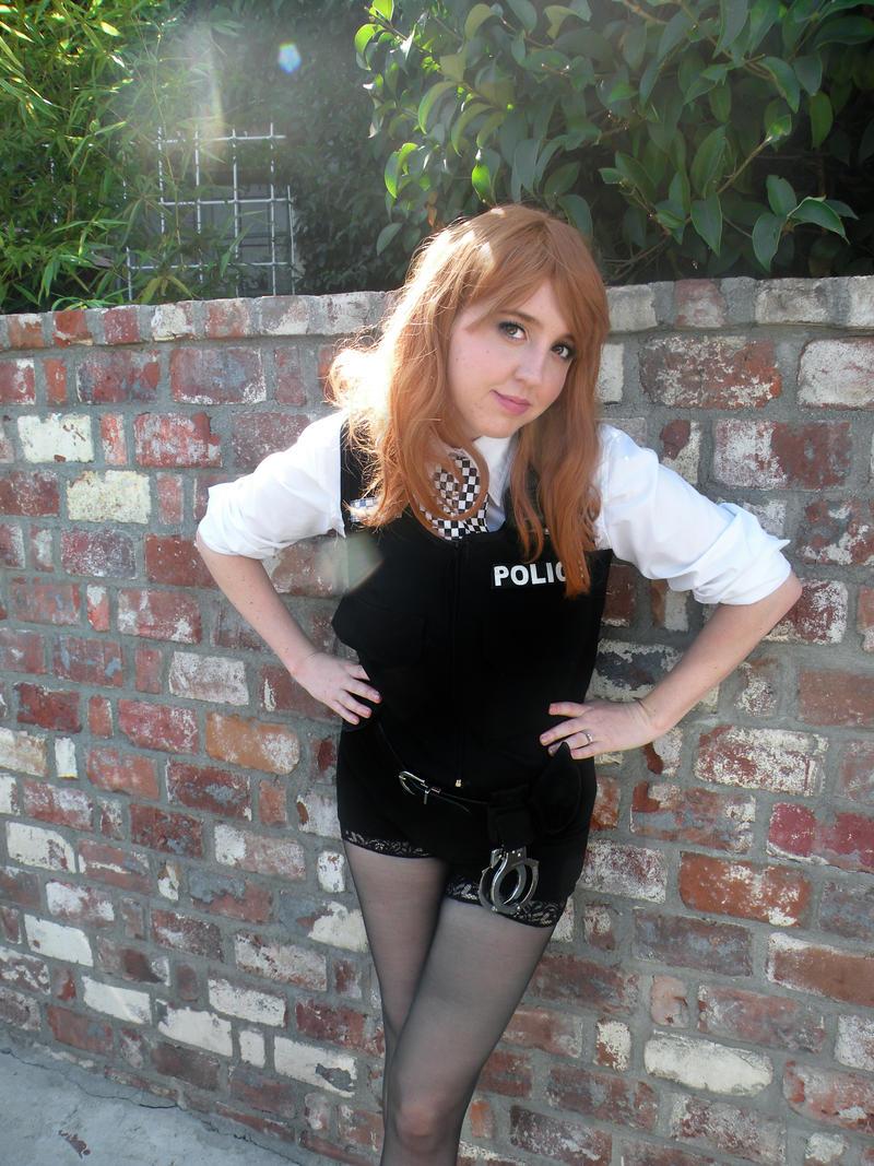 Amy Pond Kissogram