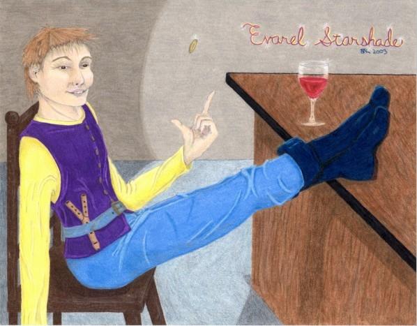 Evarel Starshade
