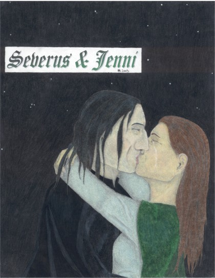 Severus and Jenni